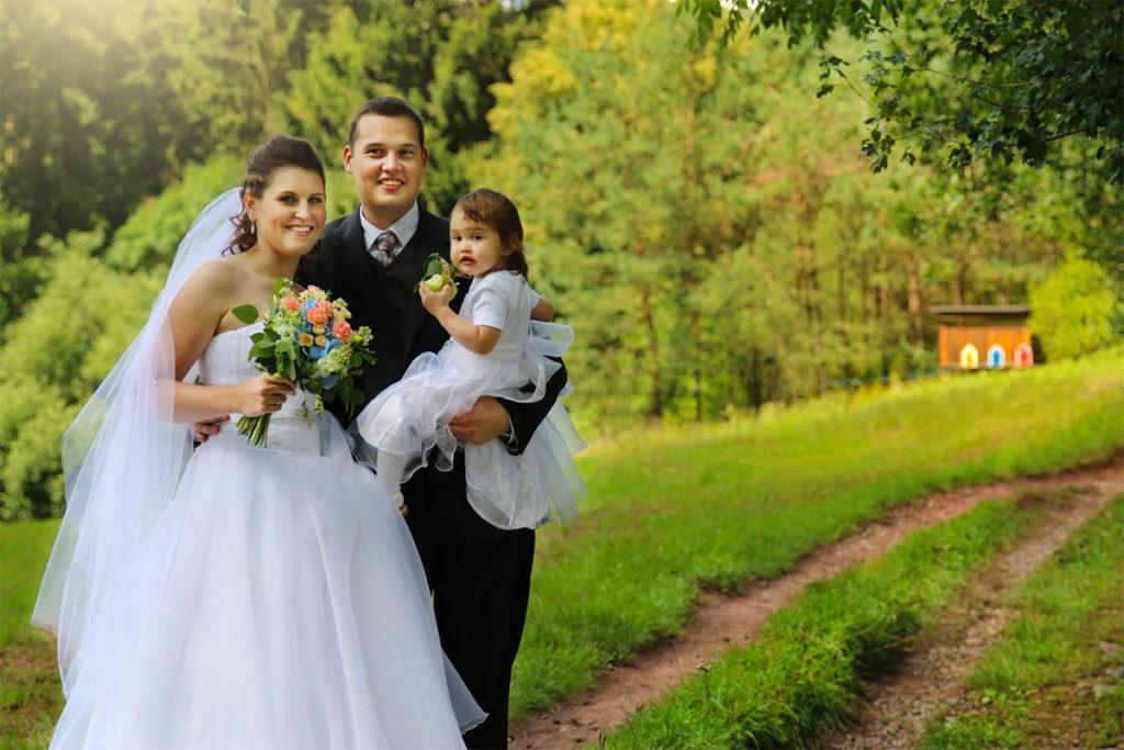 manželé fotograf
