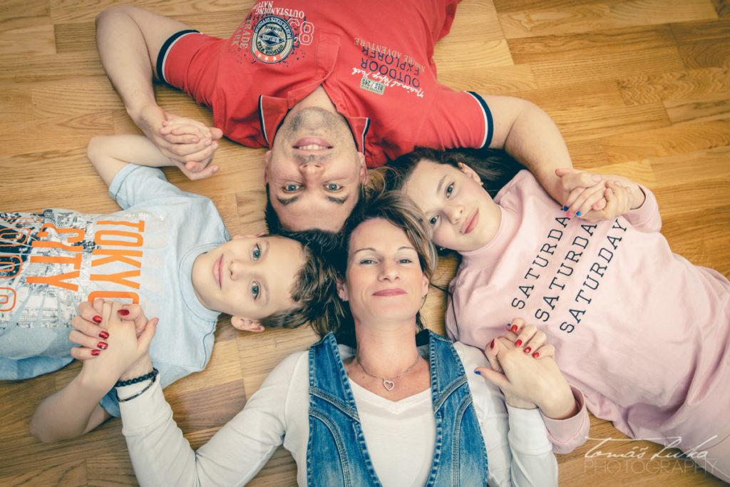 rodina foto