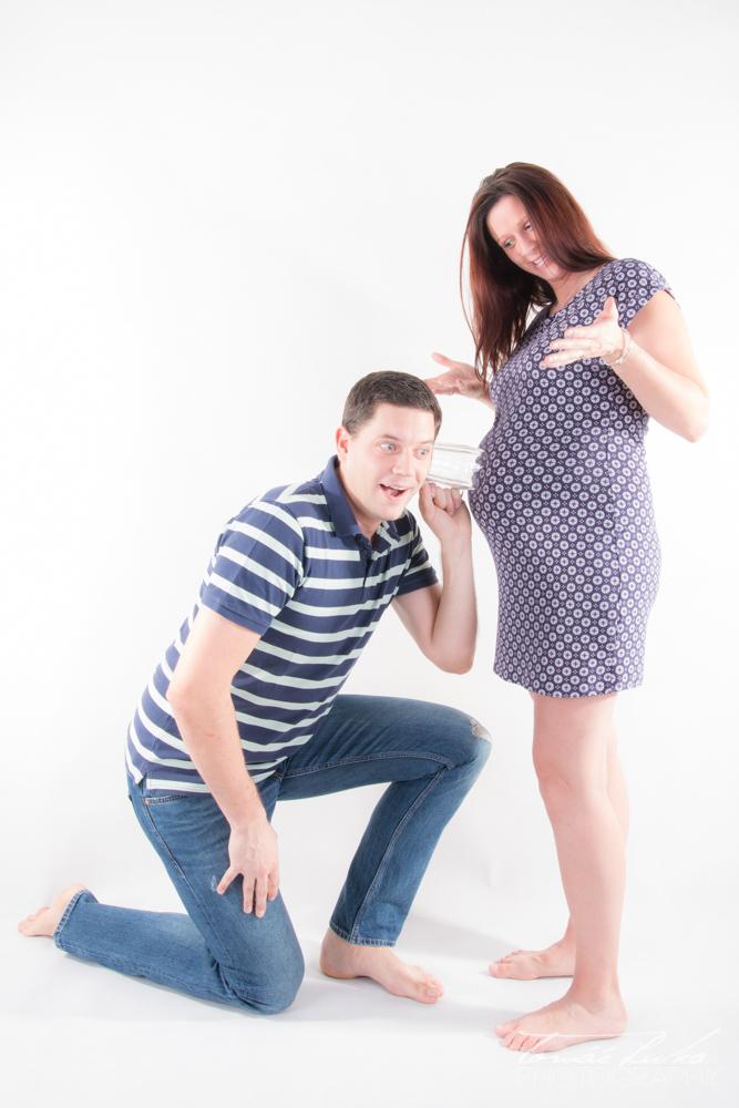 Těhotenský fotograf Brno