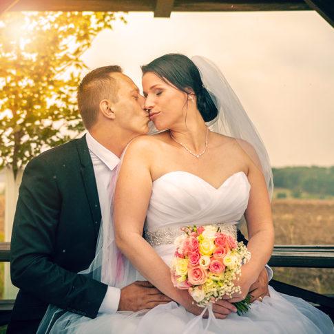 novomanželské focení